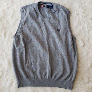 🎉Chaps mens sweater vest large